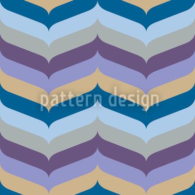 Herringbone Dawn Seamless Vector Pattern