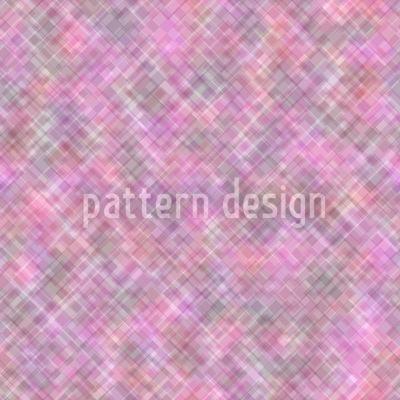Pinke Verwirrung Der Quadrate Rapportiertes Design