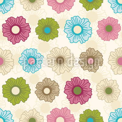 Floral Happiness Unlimited Design Pattern