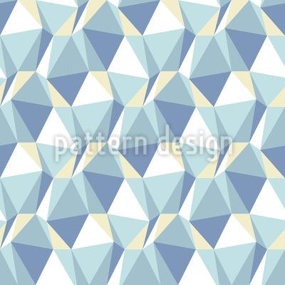 Dimensionen Im Eis Rapportiertes Design