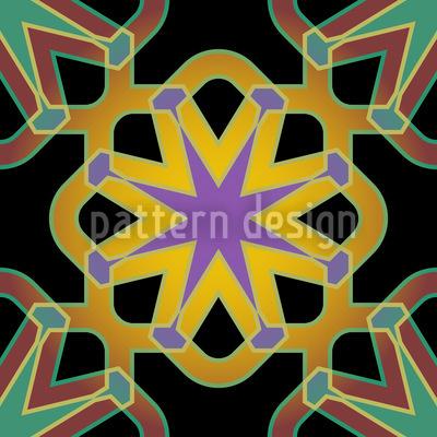 Wheel Of Stars Design Pattern