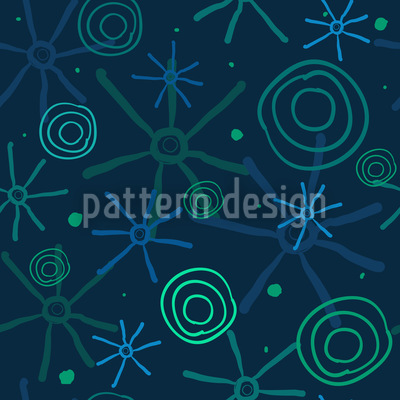 Meteoric Shower Repeat Pattern