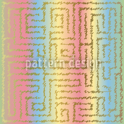 Draw Your Way Pattern Design