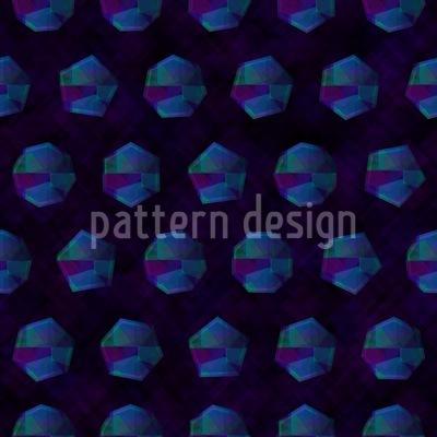Night Sapphires Pattern Design