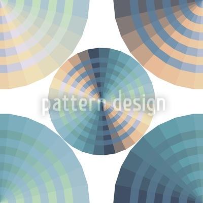 Discus Pastel Seamless Pattern