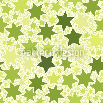 Stella Natura Repeating Pattern