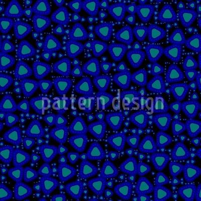 Triangeln Leuchten Heim Nahtloses Muster