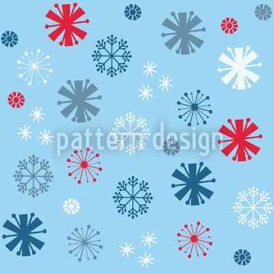 Schneeflöckchen Blues Vektor Design