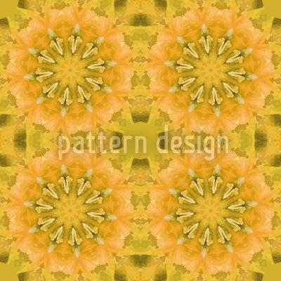 Pandora Floral Vektor Muster