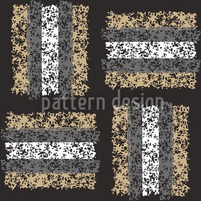 Gewebe Mit Streif Muster Design