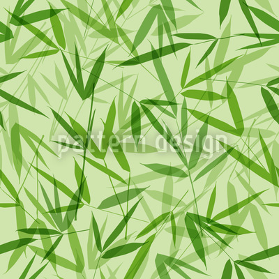 Bamboori Ton In Ton Nahtloses Muster