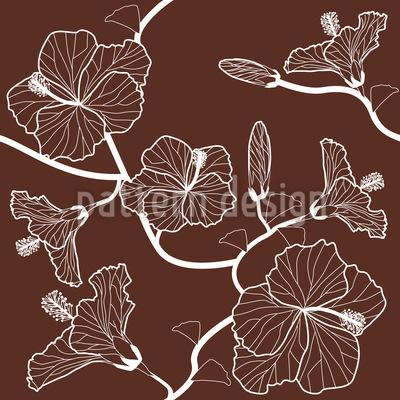 Hibiscusdream Mediterranean Pattern Design