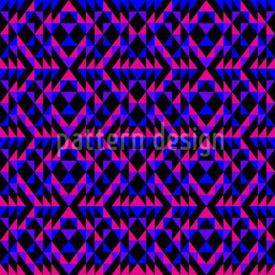 Ultra Geo Symmetry Pattern Design