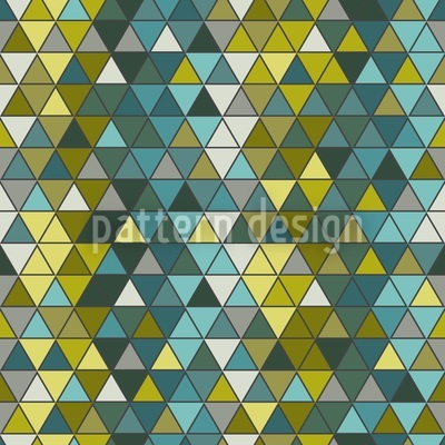 The Sea Side Of The Glass Window Vector Pattern