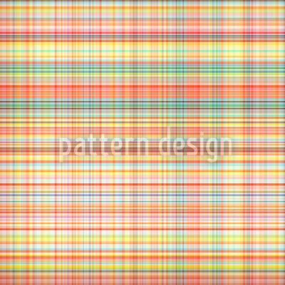 Multicolor Gewebe Designmuster