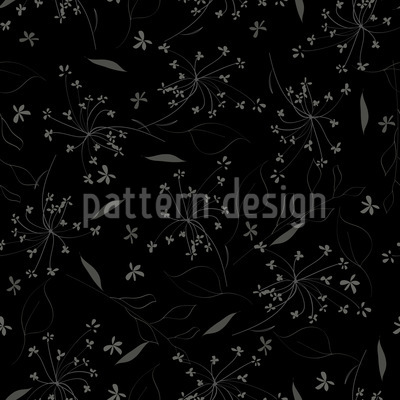 Floral Shower Seamless Pattern