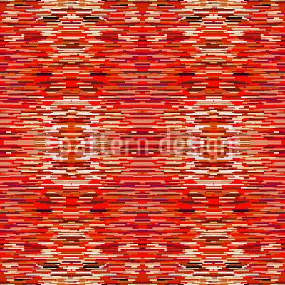 Flimmern Im Roten Salon Nahtloses Muster