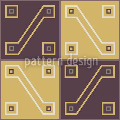 Inca Treasure Repeat Pattern