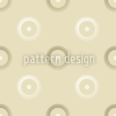 Beige Is The Target Pattern Design