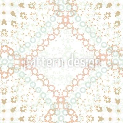 Karo Zart Und Bewegt Vektor Muster