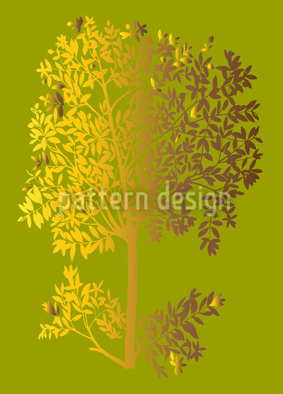 Bäume Rapport