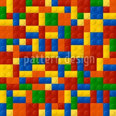 Plastik Bausteine Designmuster
