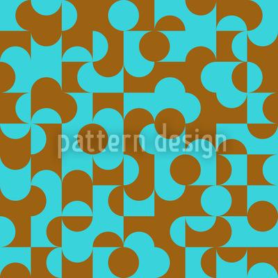 Eulatik Of The Semicircles Repeat Pattern