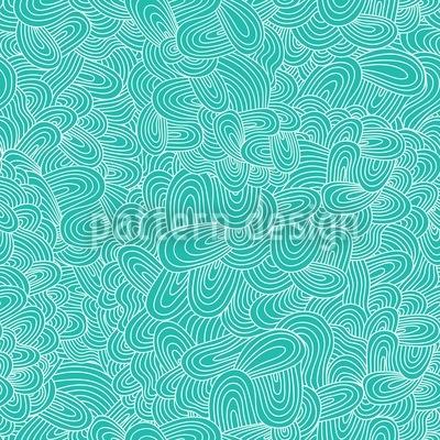 Ocean Tongues Pattern Design