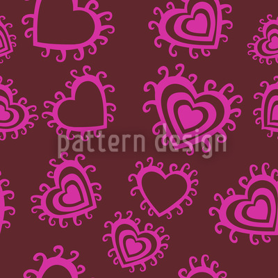From The Bottom Of My Heart Repeat Pattern