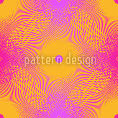 Electric Of The Spirals Pattern Design
