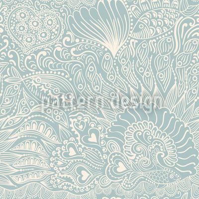 Reefgarden Pattern Design