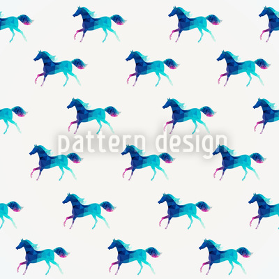 The Sprit Of The Crystal Horses Design Pattern