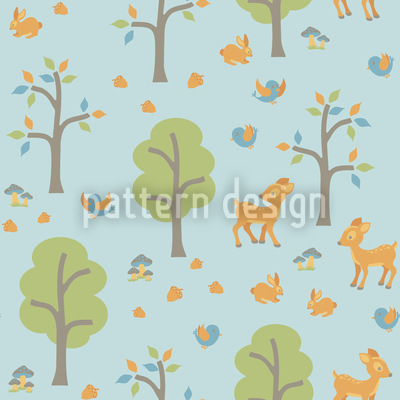 Friendly Forest Design Pattern