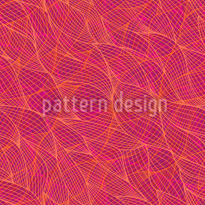 Billows Of Love Vector Pattern