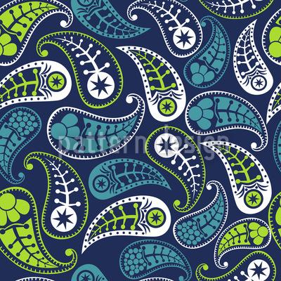 Palace Paisley Design Pattern