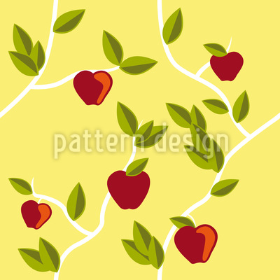 Garden eden seamless pattern for Garden of eden xml design pattern
