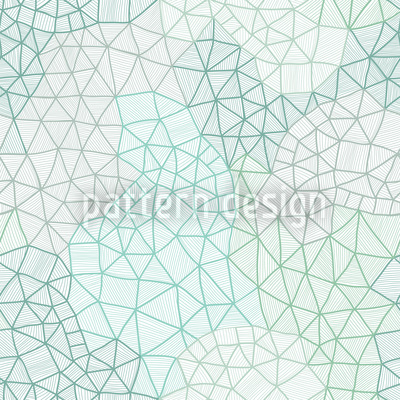 Fine Spider Web Repeating Pattern