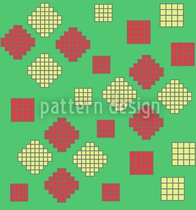 Mosaik Geometry Seamless Pattern