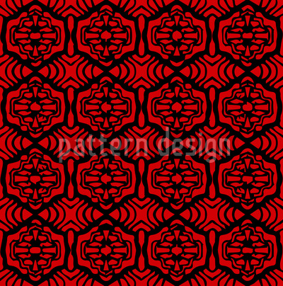 Mandala Schnitzereien Vektor Ornament