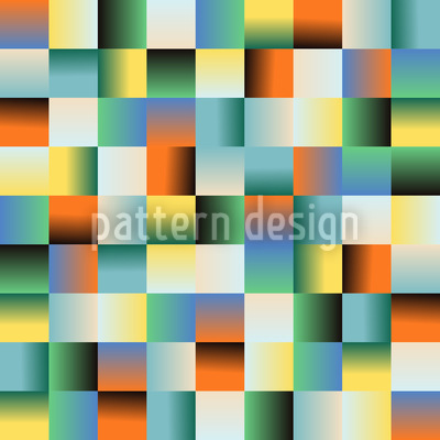 The Colors Of Cezanne Pattern Design