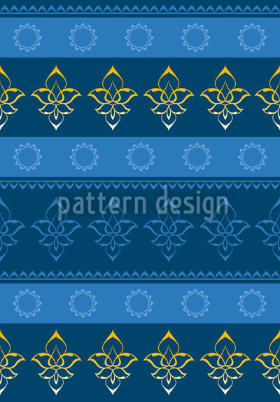 Caliph Pattern Design