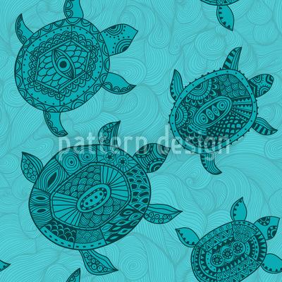 Polynesian Sea Turtles Repeat