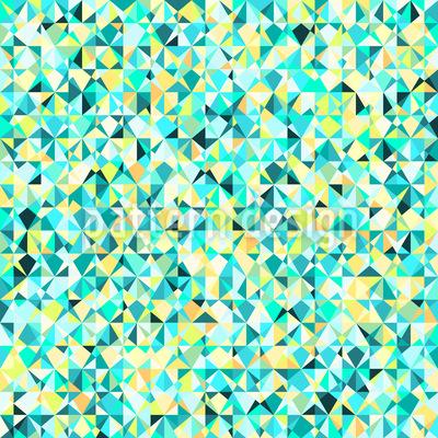 Geometrische Vision Vektor Muster