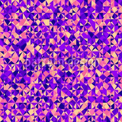 Geometrische Facetten Vektor Design