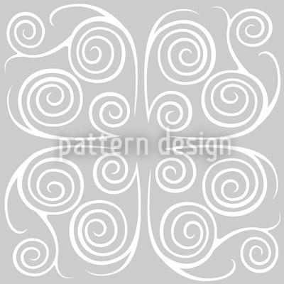 Jorinde Spirals Seamless Pattern