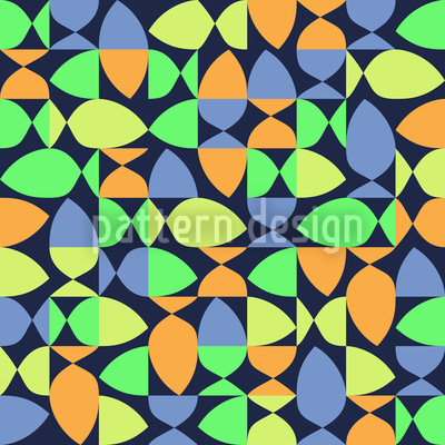 Too Many Fish In The Pond Pattern Design