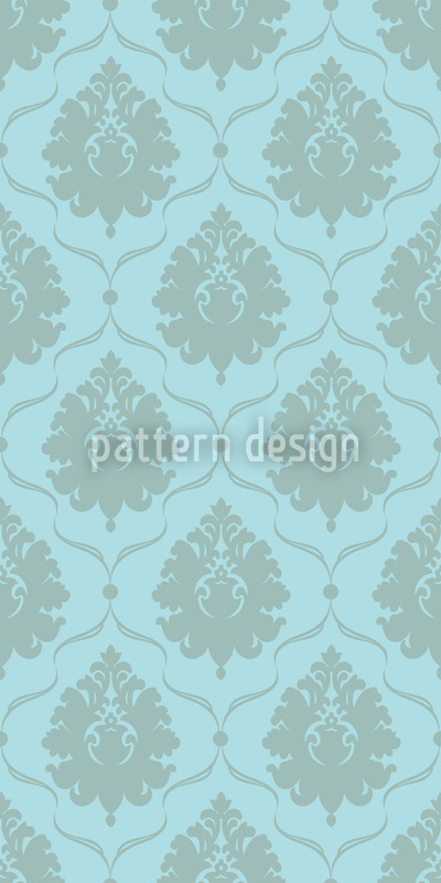 Damask Corinne Seamless Pattern