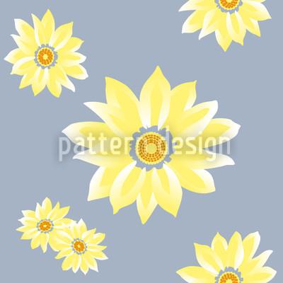 Sonnenblumen Erwachen Musterdesign