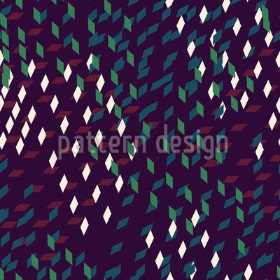 Check Crush Seamless Pattern