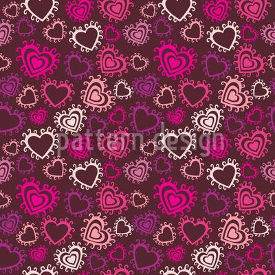 Hearts Awake Vector Design
